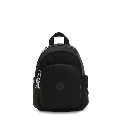 Kipling Delia Mini Backpack Galaxy Black
