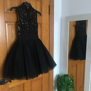Black Alyce short cocktail/grad/prom dress