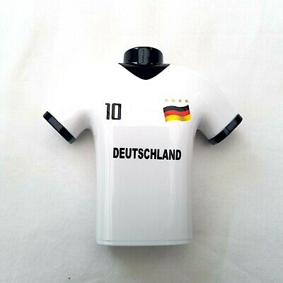 Alemania Fútbol Camiseta Diseño Sacapuntas Agujero Doble Afeitar Papelera Niños