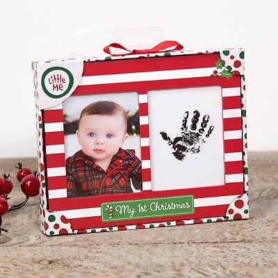 My 1st Christmas Hand Print & Photo Frame](My First Halloween Frame)