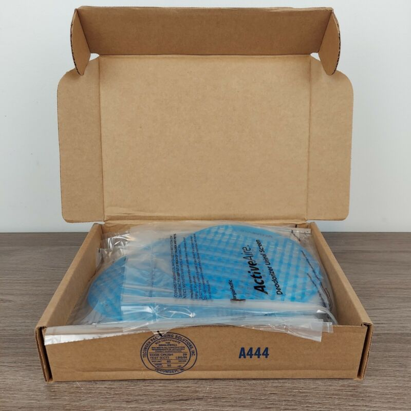 ActiveAire Deodorizer Urinal Screen Coastal Breeze Pack Of 12 20078HG048 48270