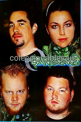 Poster  Evanescence Amy Lee   11X16