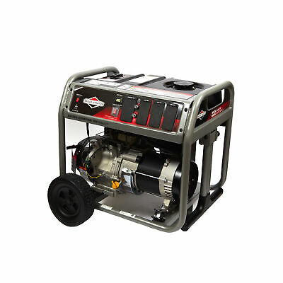 Briggs Stratton 30713 5000 Watt Portable Generator