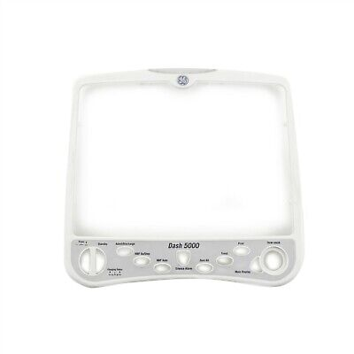 Ge Dash 5000 Patient Monitor Front Lcd Display Screen Bezel Trim Replacement