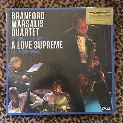 Branford Marsalis Quartet - A Love Supreme - 180g Vinyl LP, New