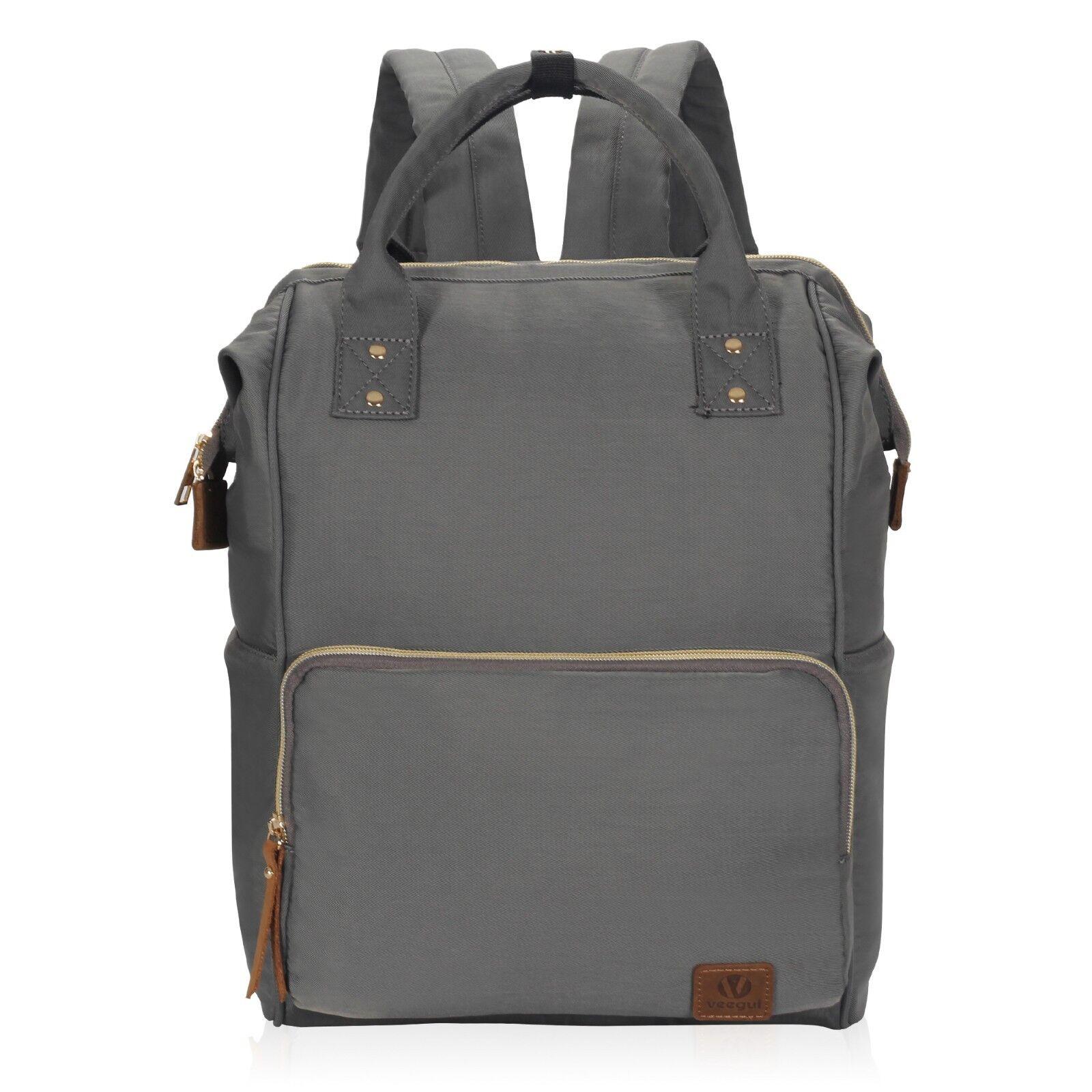 VEEGUL Nylon Backpack for Women Convertible Handbag Stylish