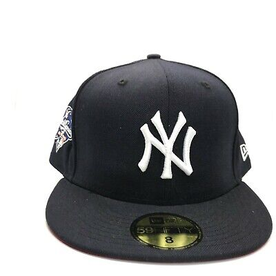 New York Yankees World Series 2000 59FIFTY New Era Authentic MLB Fitted Cap