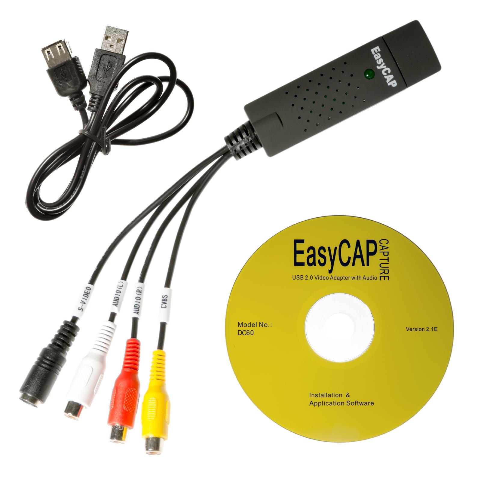 EZCAP168 DRIVER PC