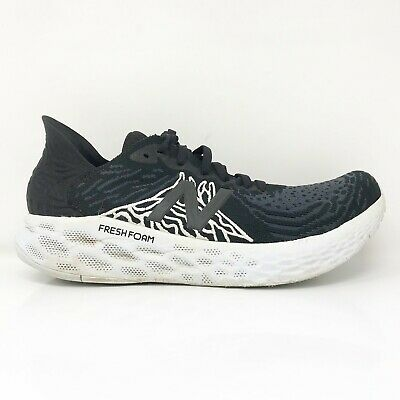 New Balance Womens Fresh Foam 1080 V10 W1080K10 Black Running Shoes Size...