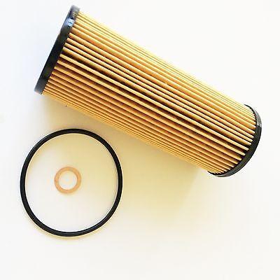 Ölfiltereinsatz inkl. Dichtsatz in Originalqualität MB(W463) GE300 6/90-