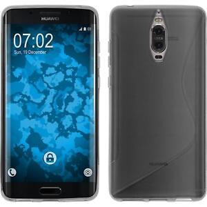 Custodia-in-Silicone-Huawei-Mate-9-Pro-S-Style-grigio