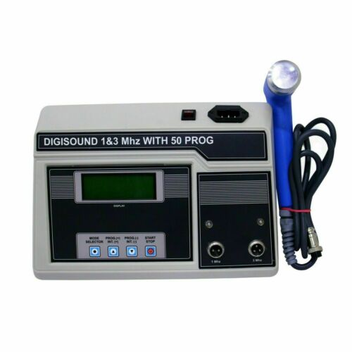 1 & 3 Mhz Therapeutic Ultrasound Physical Pain Relief unit Therapy Machine