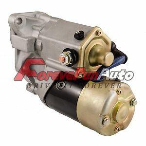 New Starter for Dodge Ram 5.9L Cummins Turbo Diesel I6 1994-2002 228000-2290