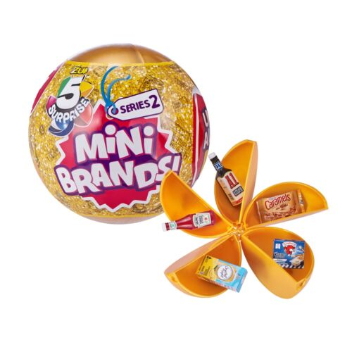 🔥Zuru SERIES 2 WAVE 2 NEW Mini Brands YOU PICK/Choose LOWEST PRICES ON EBAY🔥