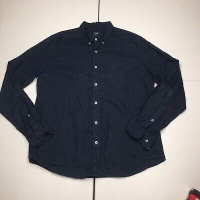 S.k.u Save Khaki United Button Shirt Mens Medium