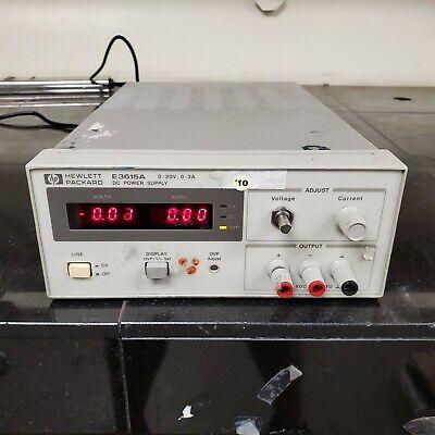 Hpagilent E3615a Dc Power Supply 0-20v0-3a