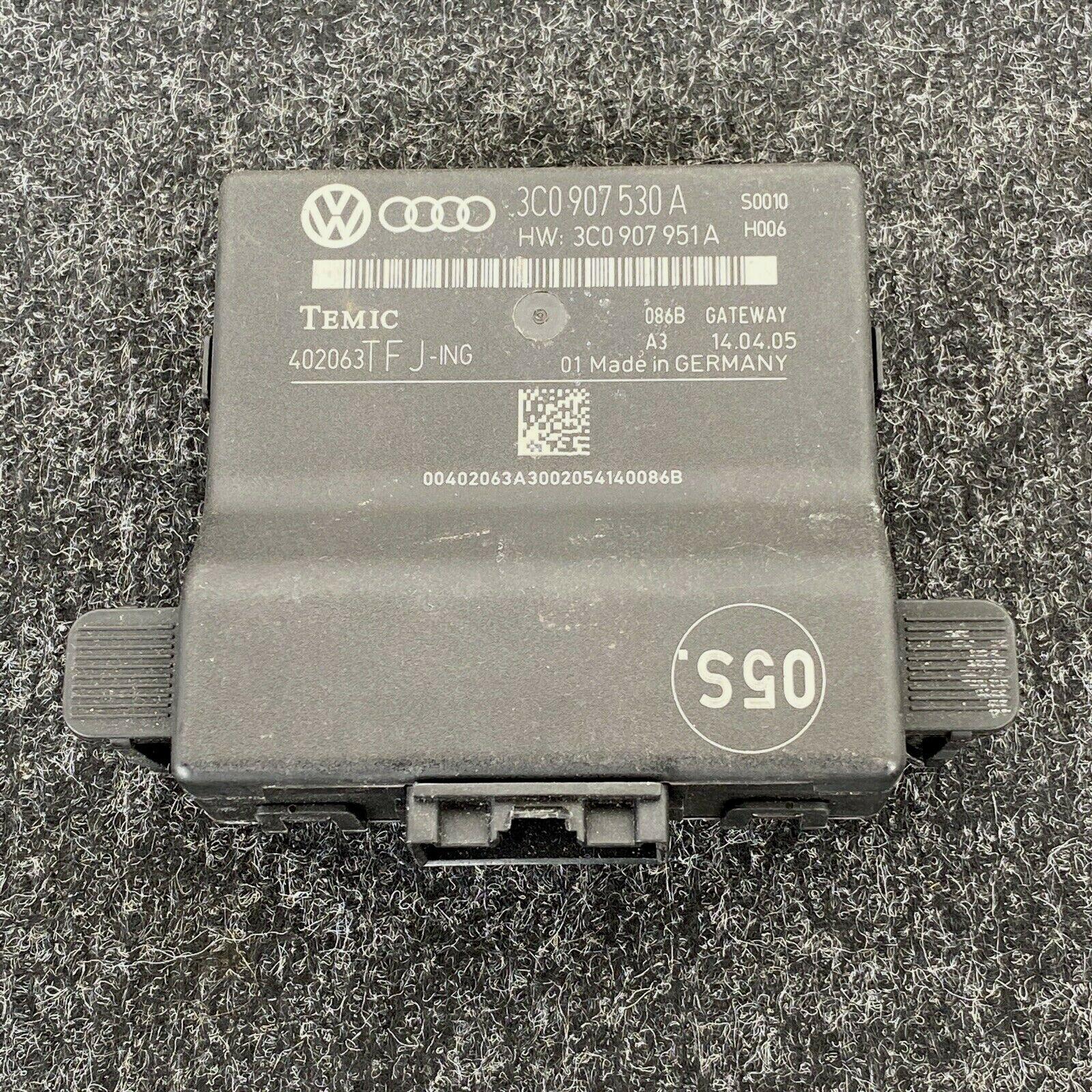 3C0907530A Original VW Passat B6 3C Steuergerät Gateway Interface für Datanbus