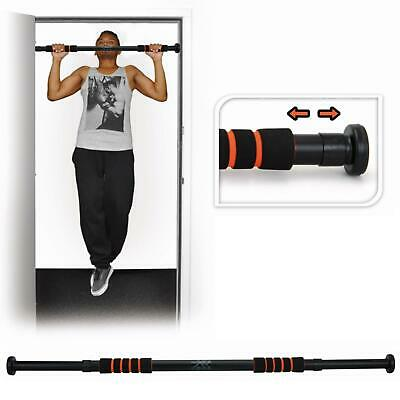 Gr8 Fitness Adjustable Door Gym Bar Home Training Chin Pull Up Exercise Workout