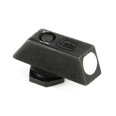 - Glock Front Sight With Screw For All Glocks, Steel Black~SP07079 & SP05946