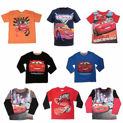 T-Shirt Gr.98-128 Disney Cars 2 Autos Autorennen  100% Baumwolle Geschenkidee