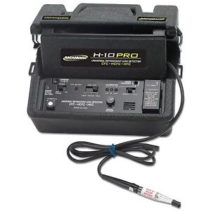 Bacharach H-10 Pro Refrigerant Leak Detector with Charger (N.American plug only)