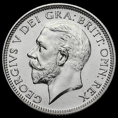 1927 George V Proof Silver Shilling #2