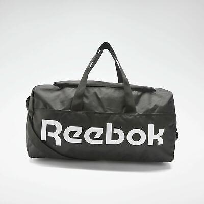 Reebok Sport Active Core Grip Bag Medium men Bags Schwarz Sporttaschen