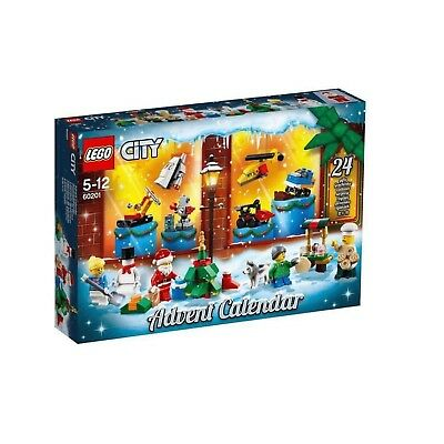 Advent Calendar For Kids (Lego 60201 City Advent Calendar 2018 Christmas Countdown Building Toy for)