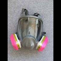 3M 6898 full face mask/ respirator