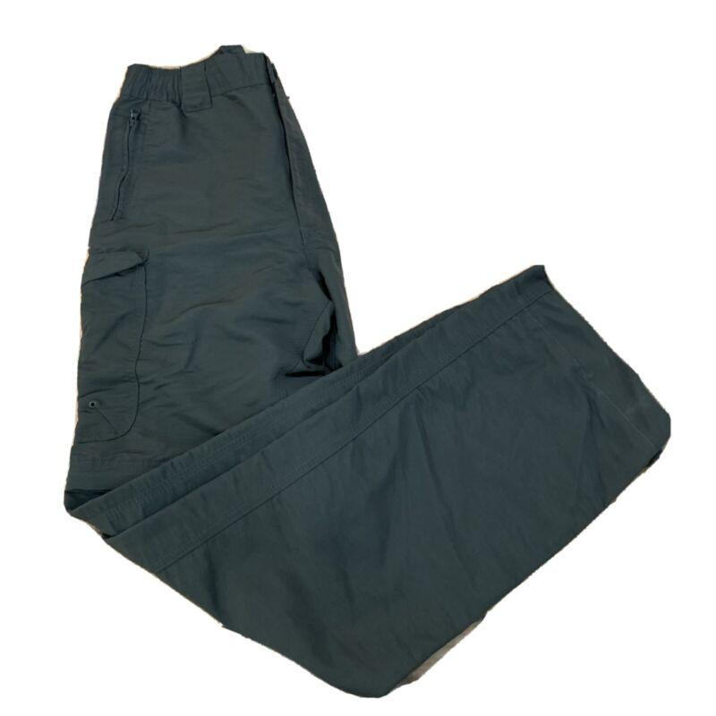 "Venturing Uniform Mens Convertible Pants BSA Size Medium 32"" Inseam B123"