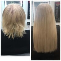 HAIR KANDY EXTENSIONS / same day PROFESSIONAL INSTALLATION