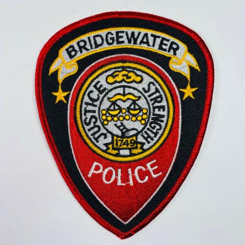 Bridgewater Police New Jersey Patch