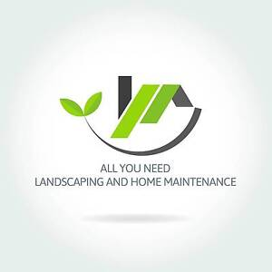 All You Need Landscaping, Retaining walls, Retic, grass and more Applecross Melville Area Preview