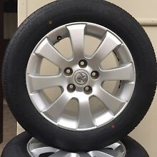 Holden Astra mag wheels and tyres Condell Park Bankstown Area Preview
