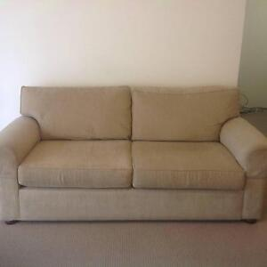 Sofa 2.5 Seater Neutral Bay North Sydney Area Preview