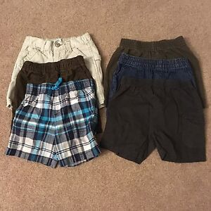 Toddler Boys 18-24 months shorts-excellent used condition