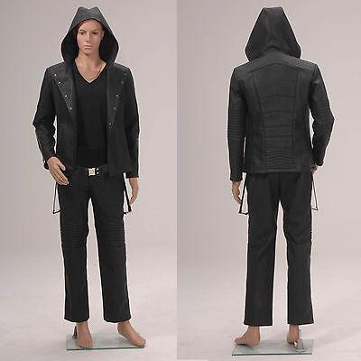 The Mortal Instruments: City of Bones Jace Wayland Black Jacket *Tailored* ()