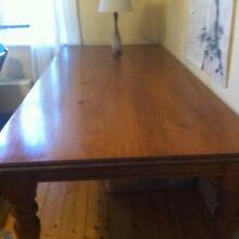 Large family dining table Preston Darebin Area Preview