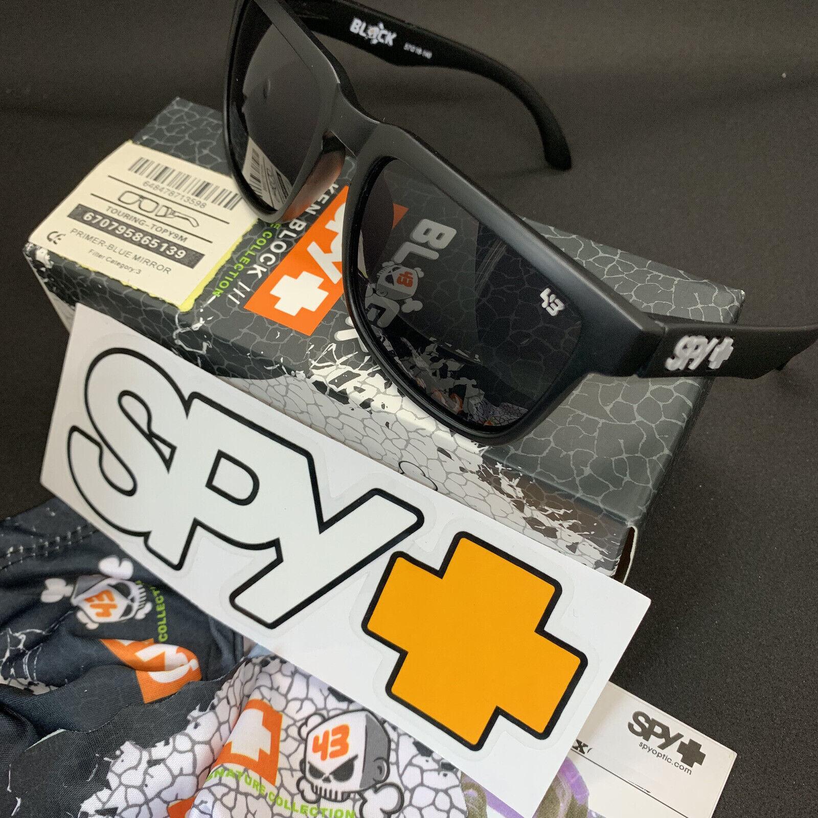 UV400 SPY Unisex Sonnenbrille Sport Radfahren Strand Urlaub Herren Damen mit Box