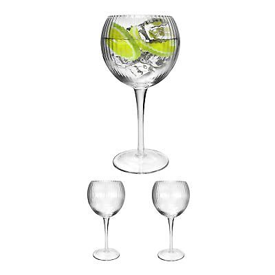 Ginsanity Set of 2 Retro Hayworth Gin / Cocktail Glass - 580ml