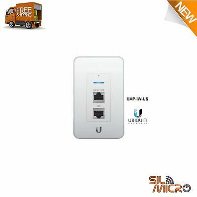 New Ubiquiti UAP-IW US UniFi Access Point AP In-Wall