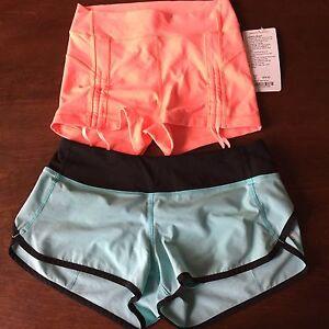 Lululemon Shorts NWT