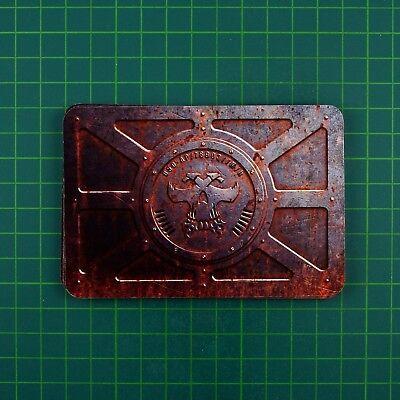leere Profilkarten 11 (Deutsch) Necromunda Underhive Box 10515