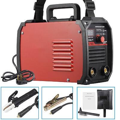 Arc Welding Machine Mma 60-160 Amp 110220v Igbt Welder Dc Inverter Led Display