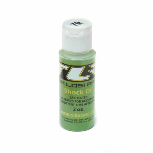 70 wt Silicone Shock Oil 2 Oz Team Losi Racing TLR74015