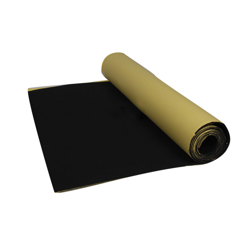 3m roll car van sound proofing deadening insulation closed cell foam thick 3mm. Black Bedroom Furniture Sets. Home Design Ideas