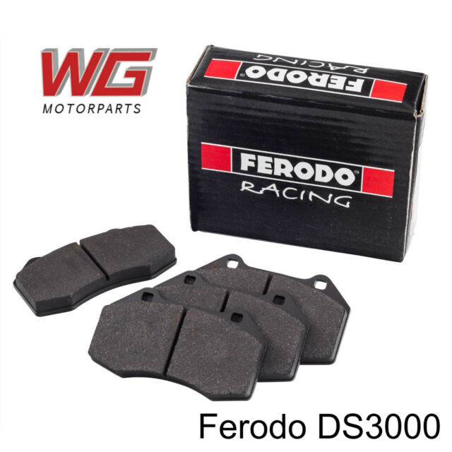 Ferodo DS3000 Front Brake Pads for Saab 900 2.3 (1993-96) - PN: FCP685R