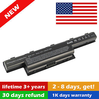 New Laptop Battery for Acer ASPIRE 7741GZ 7741Z 7741Z-4433 5200mah 6 cell