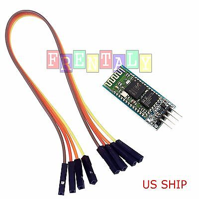 Wireless RF Transceiver Bluetooth HC-06 Slave Module RS232/TTL for Arduino
