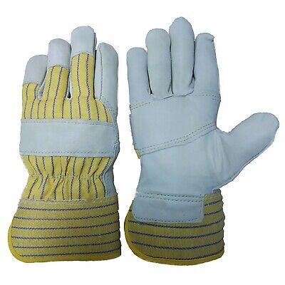 TIG MIG Welding Glove Comfoflex Grain Goat skin Pure Cowhide Welding Glove Grey
